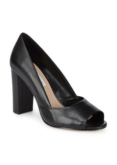Saks Fifth Avenue Charlotte Leather Pumps