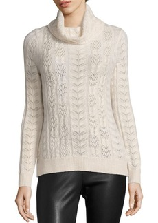 Saks Fifth Avenue Cashmere Cowlneck Sweater