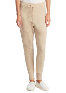 Saks Fifth Avenue COLLECTION Cashmere Drawstring Joggers