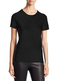Saks Fifth Avenue COLLECTION Cashmere Tee
