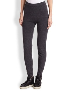 Saks Fifth Avenue Collection Cashmere Track Pants