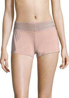 Saks Fifth Avenue COLLECTION Lori Solid Boxers