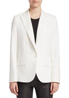 Saks Fifth Avenue COLLECTION Notch Collar Blazer