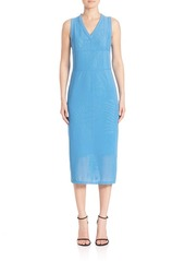 Saks Fifth Avenue COLLECTION Mesh Dress