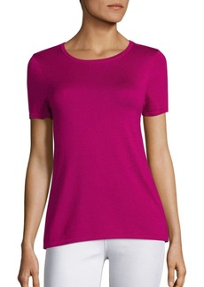 Saks Fifth Avenue Roundneck Pullover Top