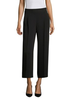 Saks Fifth Avenue COLLECTION Cropped Wide Leg Pants