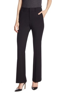 Saks Fifth Avenue COLLECTION Zip Front Ankle Trouser