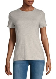 Saks Fifth Avenue Compact Crewneck Tee