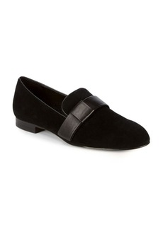 Saks Fifth Avenue Faye Suede Loafers