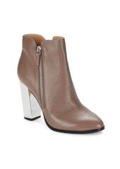 Saks Fifth Avenue Hallie Leather Booties