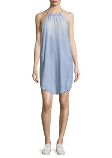 Saks Fifth Avenue Indira Halter Dress