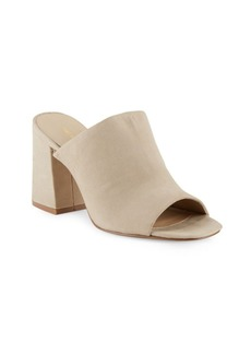 Saks Fifth Avenue Jae Solid Leather Mules