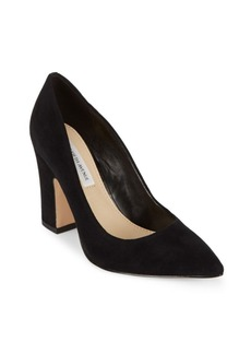 Saks Fifth Avenue Jemella Leather Pumps