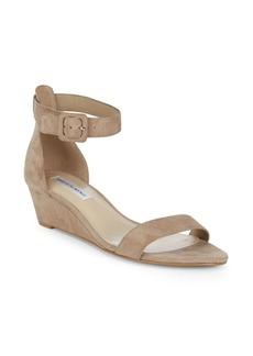 Saks Fifth Avenue Katy Wedge Sandals