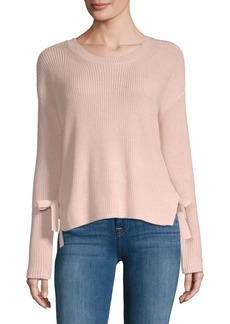 Saks Fifth Avenue Knit Bow Sweater