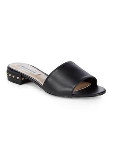 Saks Fifth Avenue Krista Leather Mules