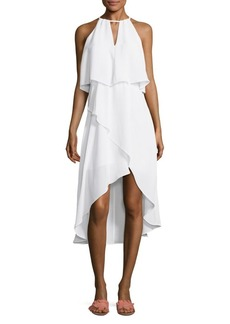 Saks Fifth Avenue Layered Chiffon Dress