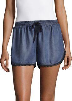Saks Fifth Avenue Leandra Dolphin Shorts