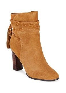 Saks Fifth Avenue Suede Ankle Boots