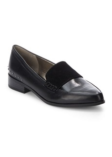 Saks Fifth Avenue Lorena Metal Trim Shoes