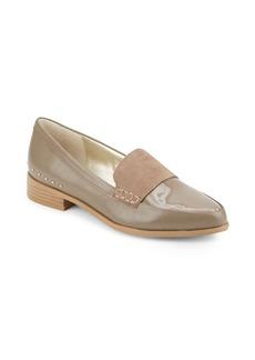 Saks Fifth Avenue Lorenna Almond Toe Loafers