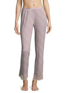 Saks Fifth Avenue Lori Geometric Pants