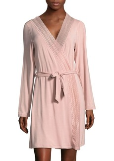 Saks Fifth Avenue Lori Solid Robe