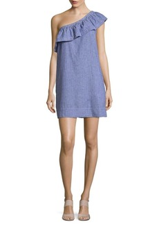 Saks Fifth Avenue Mara One Shoulder Dress