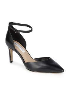Mia Leather D'Orsay Pumps
