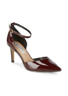 Mia Patent Leather D'Orsay Pumps