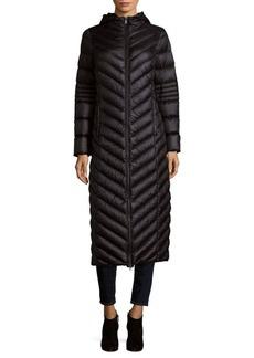 Saks Fifth Avenue Missy Dog Walker Coat
