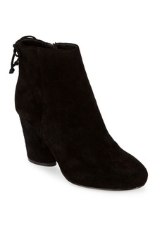 Nina Leather Booties