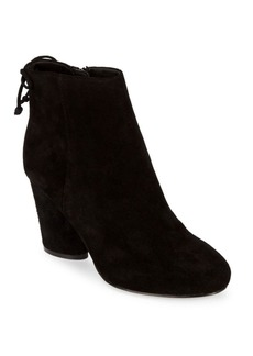 Saks Fifth Avenue Nina Leather Booties