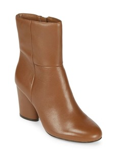 Nita Leather Booties