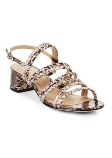Saks Fifth Avenue Open-Toe Ankle-Strap Sandals