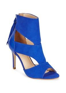 Saks Fifth Avenue Open Toe Stiletto Sandals
