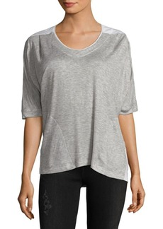 Saks Fifth Avenue Oversized Tee Shirt