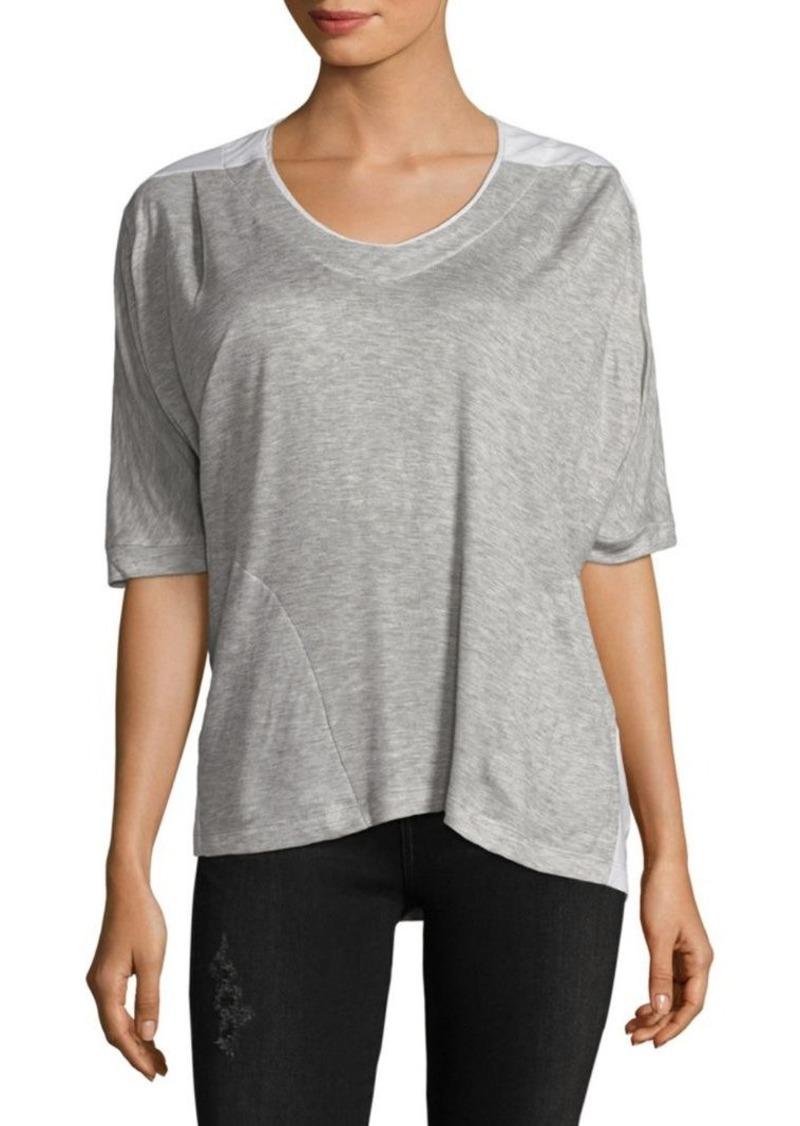 Saks Fifth Avenue Oversized Tee Shirt