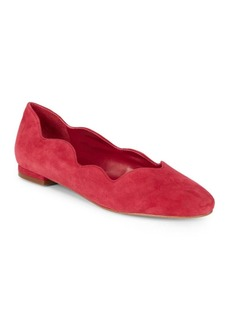 Perry Suede Flats