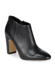 Saks Fifth Avenue Peyton Leather Booties