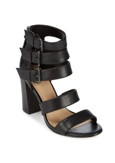 Saks Fifth Avenue Presley Strappy Leather Shoes