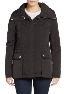 Saks Fifth Avenue Quilted Coat