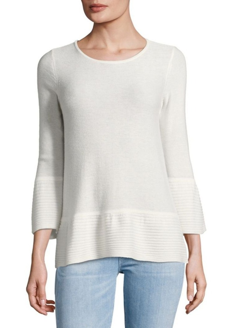 Saks Fifth Avenue Saks Fifth Avenue Casual Pullover Sweater ...