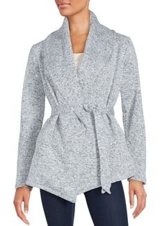 Saks Fifth Avenue RED Livorno Light Heathered Jacket