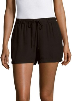 Saks Fifth Avenue Pocket Drawstring Shorts