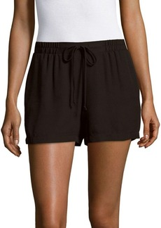 Saks Fifth Avenue RED Pocket Drawstring Shorts