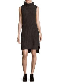 Saks Fifth Avenue Sleeveless Cashmere Dress