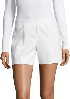 Saks Fifth Avenue BLACK Solid Powerstretch Shorts