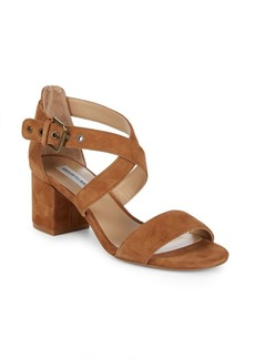 Saks Fifth Avenue Strappy Block Heel Sandals