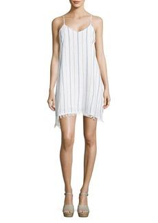 Saks Fifth Avenue Striped Tank Dress